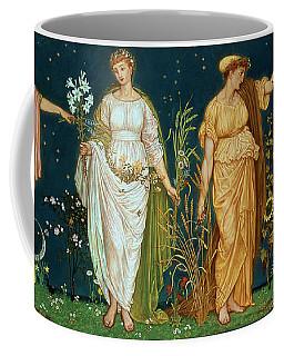 The Seasons Coffee Mug