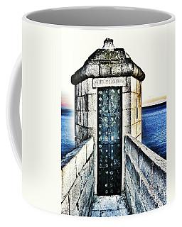 The Secret Door Coffee Mug