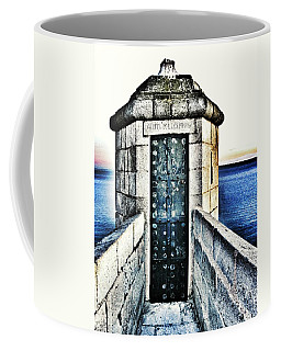 The Secret Door Coffee Mug