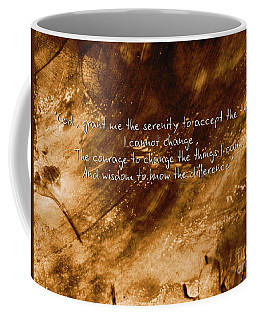 The Serenity Prayer 1 Coffee Mug