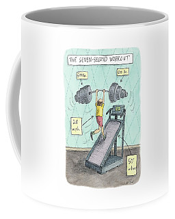 The Seven Second Workout Coffee Mug