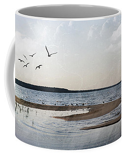 The Shallows At Whitefish Bay Coffee Mug