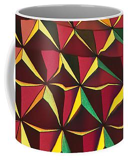 Shapes Of Color Coffee Mug