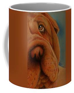 The Shar-pei  Coffee Mug by Jean Cormier