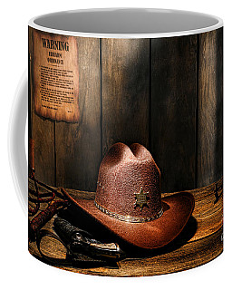 The Sheriff Office Coffee Mug
