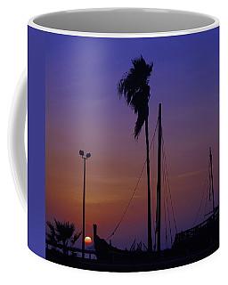 Coffee Mug featuring the photograph The Ship by Leticia Latocki