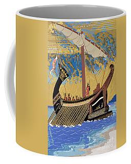 Harbor Drawings Coffee Mugs