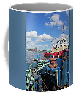 The Shipyard Coffee Mug