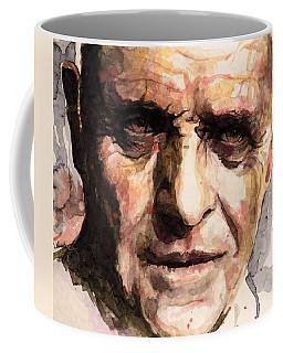 The Silence Of The Lambs Coffee Mug by Laur Iduc