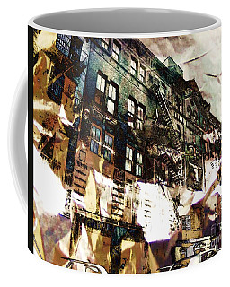 The Silver Factory / 231 East 47th Street Coffee Mug