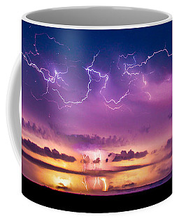 The Sky Was Talking To Me... Part 2 Coffee Mug