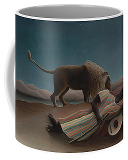 The Sleeping Gypsy Coffee Mug