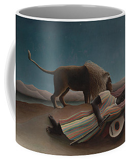 The Sleeping Gypsy Coffee Mug
