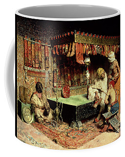 The Slipper Merchant Coffee Mug