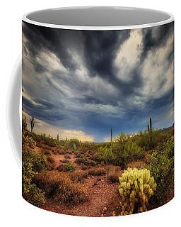 The Smell Of Rain Coffee Mug