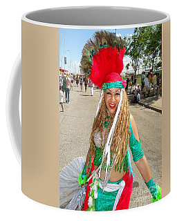 Coffee Mug featuring the photograph The Smile by Ed Weidman