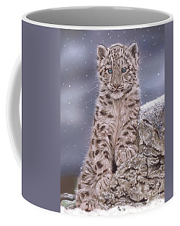 The Snow Prince Coffee Mug