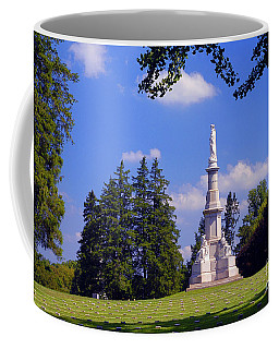 The Soldiers Monument Coffee Mug