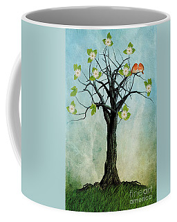The Song Of Spring Coffee Mug