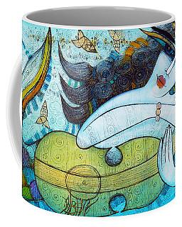 The Song Of The Mermaid Coffee Mug