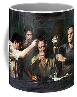 The Sopranos Coffee Mug
