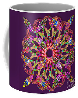 Blooming Mandala 1 Coffee Mug