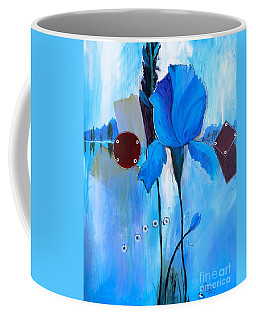 The Sound Of Blue Coffee Mug