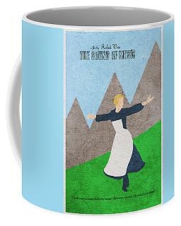 The Sound Of Music Coffee Mug by Ayse Deniz