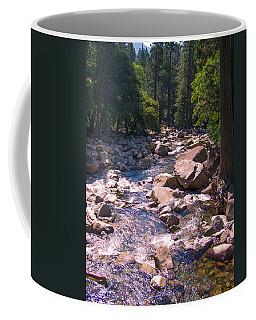 The Sound Of Silence Coffee Mug by Dany Lison