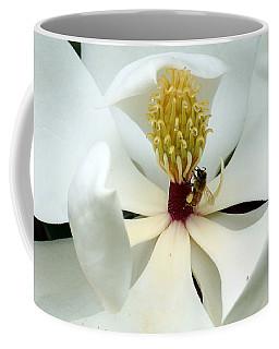 The Southern Magnolia Coffee Mug by Kim Pate