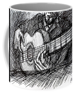 The Spanish Guitarist Coffee Mug