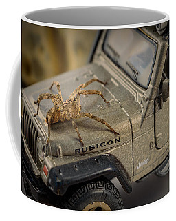 The Spider Series I Coffee Mug