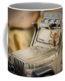 The Spider Series IIi Coffee Mug