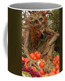 The Spirit Of The Pumpkin Coffee Mug