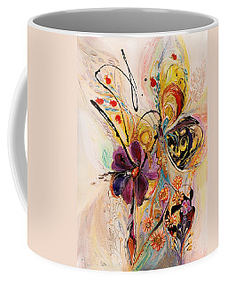 The Splash Of Life Series No 2 Coffee Mug