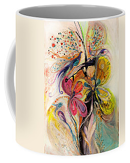 The Splash Of Life Series No 3 Coffee Mug