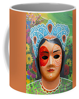 The Spring Fairy Coffee Mug