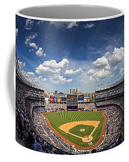 The Stadium Coffee Mug by Rick Berk