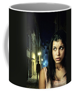 The Stalker Coffee Mug