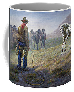 The Standoff Coffee Mug