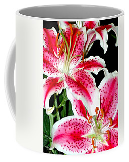 The Star Lily  Coffee Mug