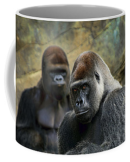 The Stare Coffee Mug