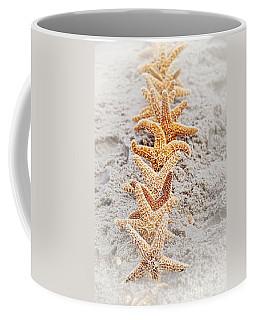 The Starfish Line Dance Coffee Mug
