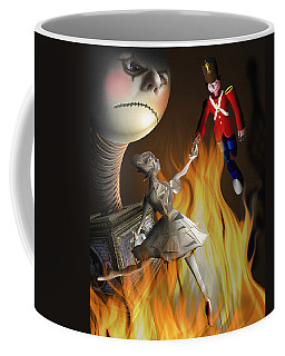 The Steadfast Tin Soldier ...the Envy... Coffee Mug