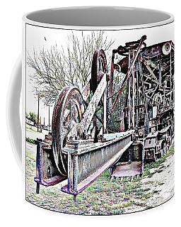 The Steam Shovel Coffee Mug
