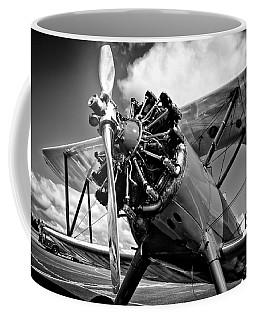 The Stearman Biplane Coffee Mug