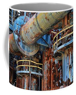The Steel Mill Coffee Mug