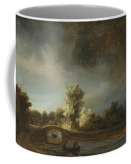 The Stone Bridge Coffee Mug by Celestial Images