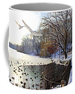 The End Of The Storm Coffee Mug