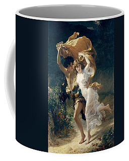 The Storm  Coffee Mug
